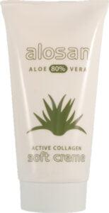 Alosan Soft Crème 80 % Aloe Vera 150 ml