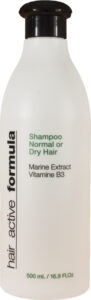 Hair Active Formula Shampoo Normal/Dry Hair 500 ml
