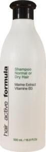 Hair Active Formula Shampoo Normal/Dry Hair 500 ml