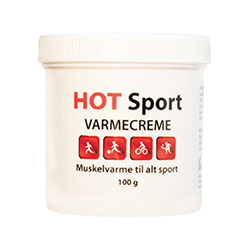 HOT Sport Heat cream 100 g