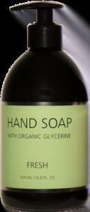 HAND SOAP FRESH 500 ML
